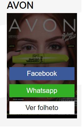 catálogo virtual da Avon