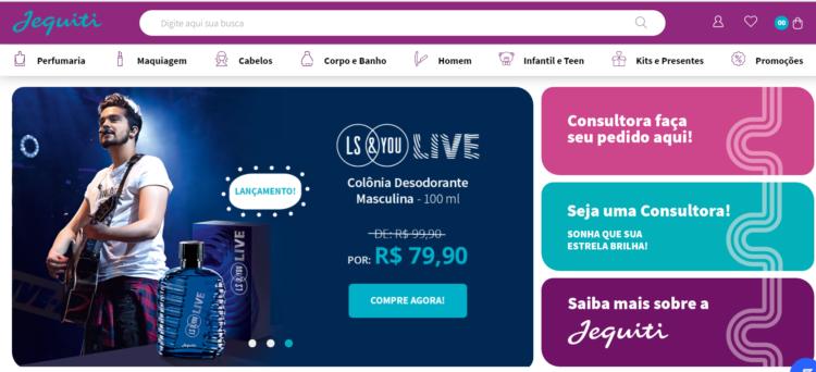 compra online na Jequit